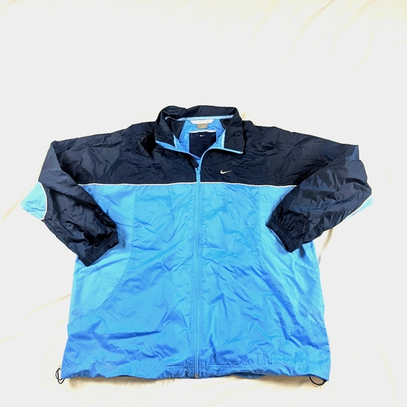 Nike Windbreaker Full Zip Jacket